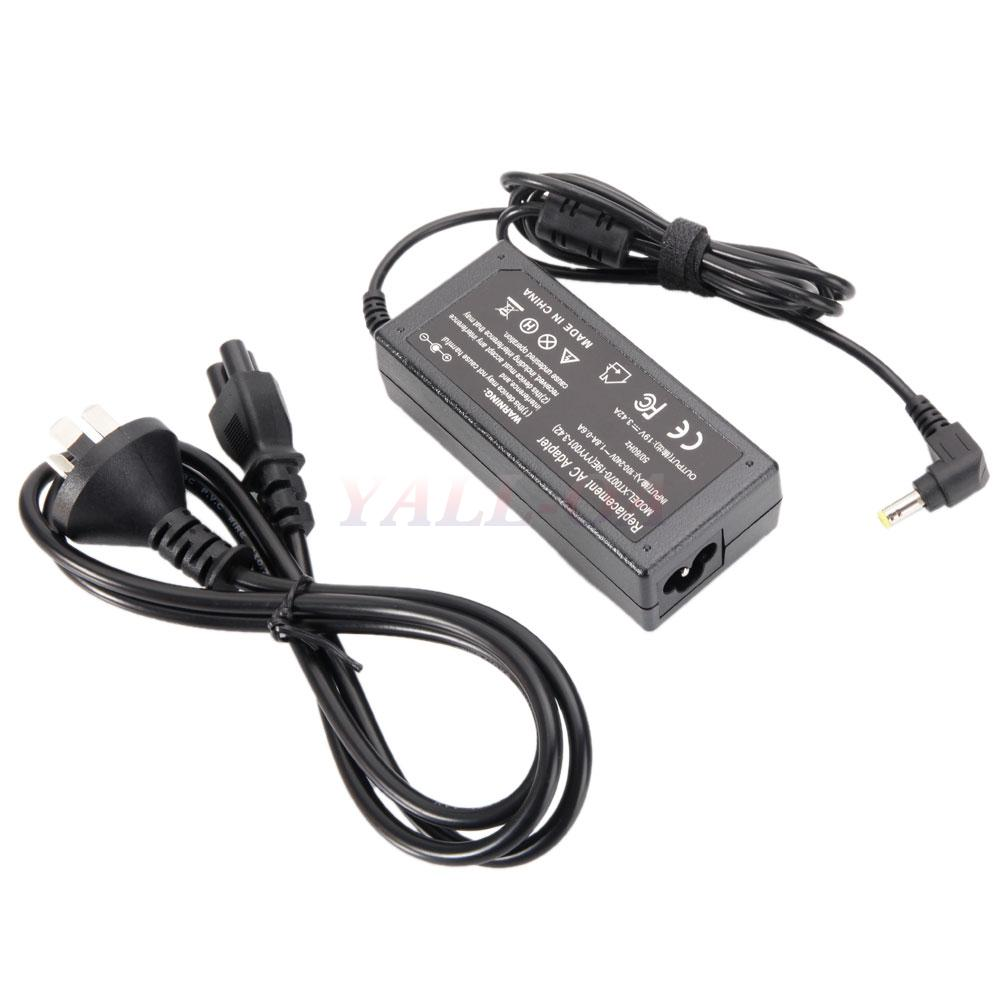 Laptop Power Cord : Laptop charger for acer v a w power cord supply ac